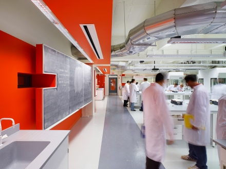 Carleton University, Steacie Labs - Ottawa