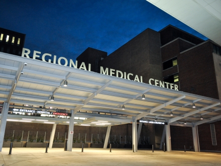 Memphis Medical Center - Memphis