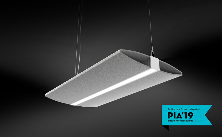 A-Light's Absorb H Wins Product Innovation Award (PIA) from Architectural Products Magazine