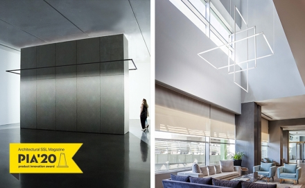 A-Light's Aloft Wins Product Innovation Award from Architectural SSL Magazine
