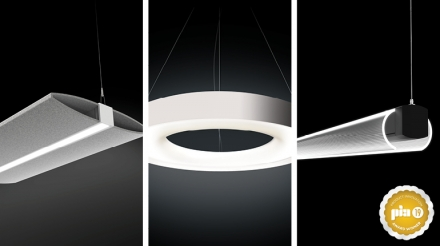 A-Light Wins Three Product Innovation Awards (PIA) for Innovative Luminaires